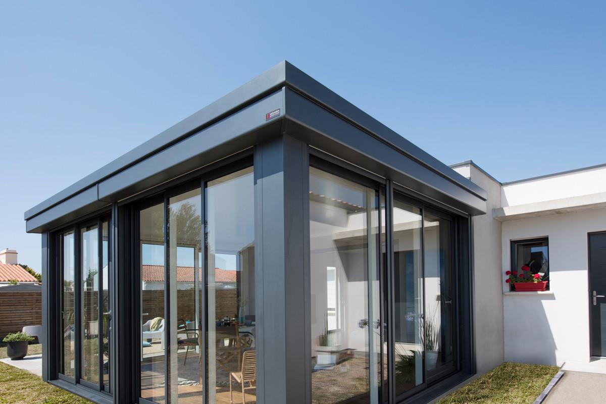 Découvrez notre gamme d'extension Esthete Gustave Rideau chez Atrio Annecy